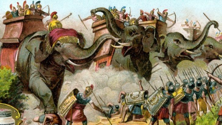 Tarihin Ünlü Filleri