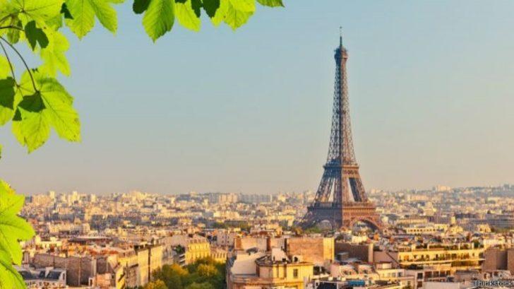 Hiç Görmediğiniz Halleriyle Paris