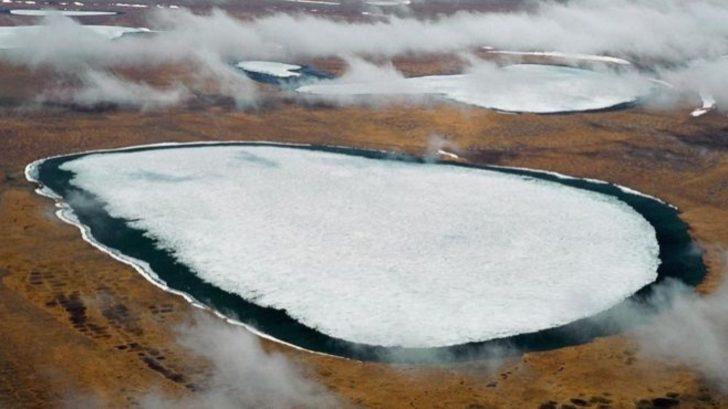 Buzullardaki saklı hastalıklar yeniden canlanıyor