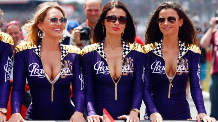 Formula 1 yarışlarında 'Grid kızları' dönemi kapanıyor