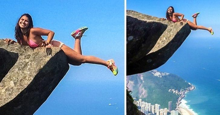 Yükseklik korkusu nedir bilmeyen insanlar