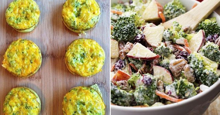 Kış güzeli brokoli ile yapabileceğiniz birbirinden şahane 8 tarif