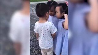 Dünyanın en tatlı kardeş dayanışması