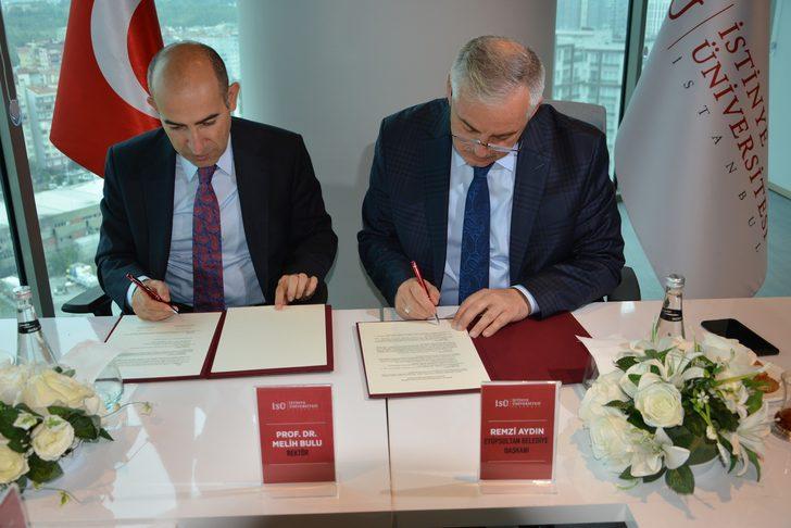 Üniversite-belediye işbirliğinde yeni adım