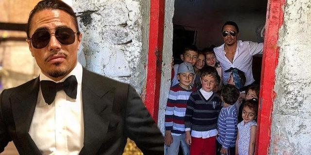 Şimdilerde paraya para demiyor! İşte Nusret'in doğduğu ev