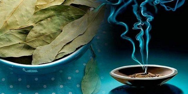 Denemekten zarar gelmez: Evinizden kötü enerjiyi uzaklaştıracak defne yaprağı yöntemi