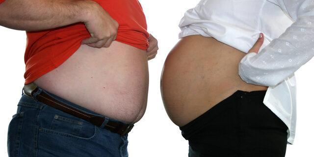 Bilimsel olarak kanıtlandı! Mutlu çiftler kilo alıyor