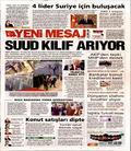 Yeni Mesaj  Gazetesi oku