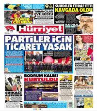 Hürriyet  Gazetesi oku