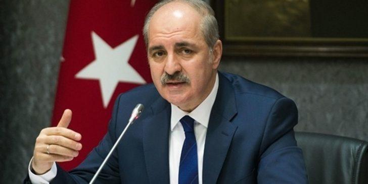AK Parti Genel Başkanvekili Kurtulmuş'tan İsrail'e tepki: ABD'ye verdiği siyasi bir rüşvet