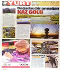Yurt Gazetesi  Gazetesi oku