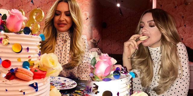Hadise'den doğum gününü paylaşımları 'Eski sevgilimi görünce ben'