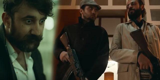 Çukur  2. sezon 6. yeni bölümden nefes kesen fragman! Yamaç Gazapizm'le yeniden coşuyor!