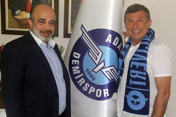 Adana Demirspor Tanju Çolak ile yollarını ayırdı!