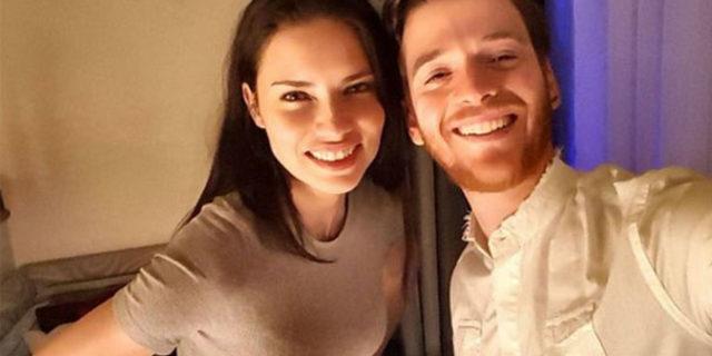 Metin Hara'dan Adriana Lima için romantik paylaşım 'Aşık olduğum kadın'