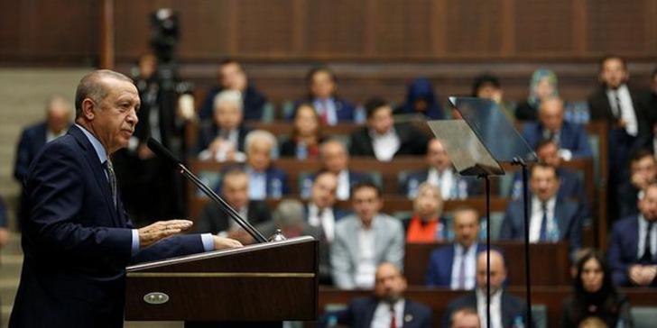 AK Parti grup toplantısında İngilizce ve Arapça yayın olacak