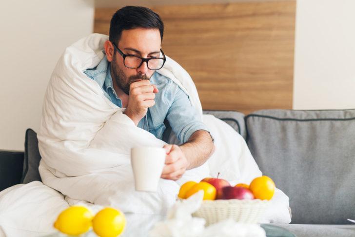 Gribe ne iyi gelir? Grip evde çabuk nasıl geçer? Gribe iyi gelen besinler nelerdir?