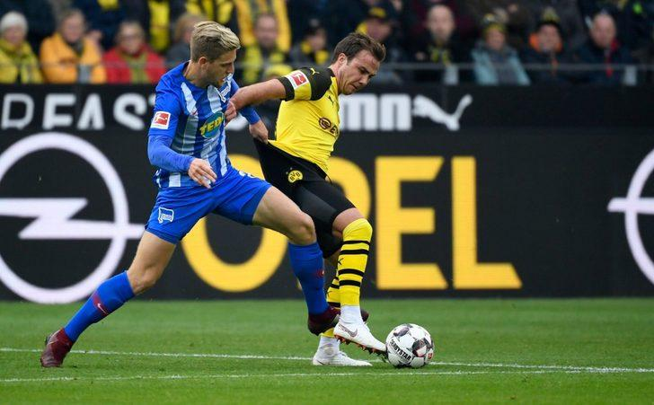 Borussia Dortmund 2 - 2 Hertha Berlin