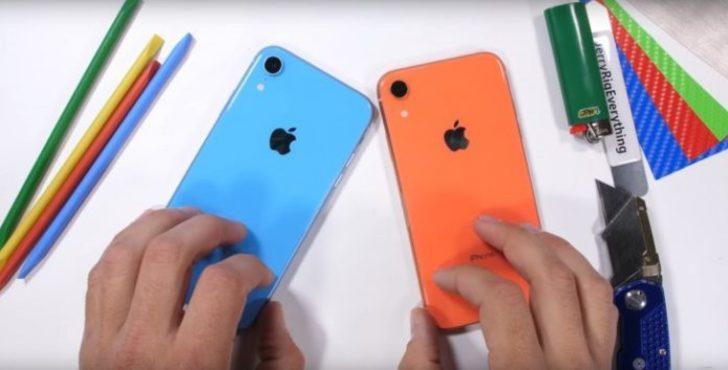 iPhone XR ne kadar dayanıklı?