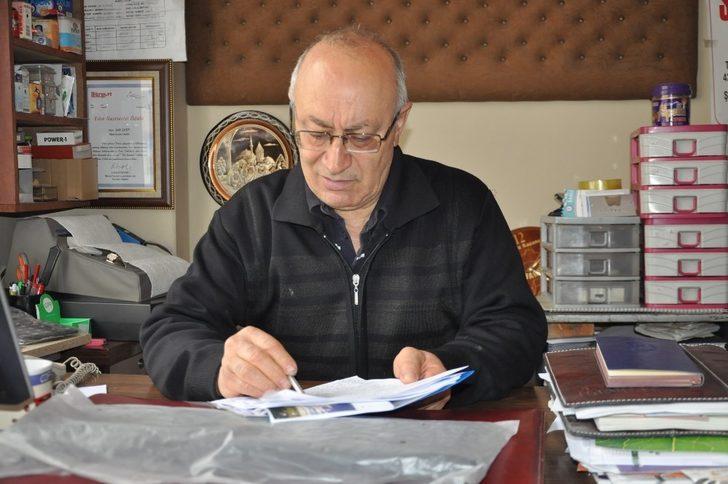 """KOTODER Başkanı Salih Şahin'den """"KARSDAŞ"""" kampanyası"""