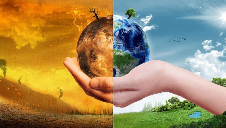 İklim değişikliğine karşı siz neler yapabilirsiniz?