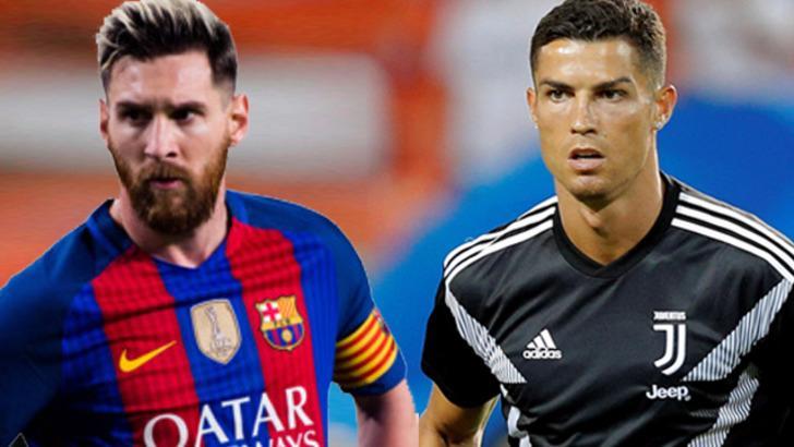 Cristiano Ronaldo: Sadece ben ve Messi...