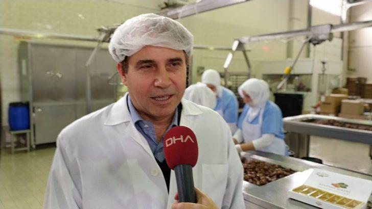 Kestane şekeri üreticisi 40 firma, yılda 3 bin ton kestane işliyor
