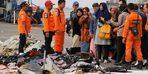 Endonezya'da düşen uçağın karakutusu bulundu