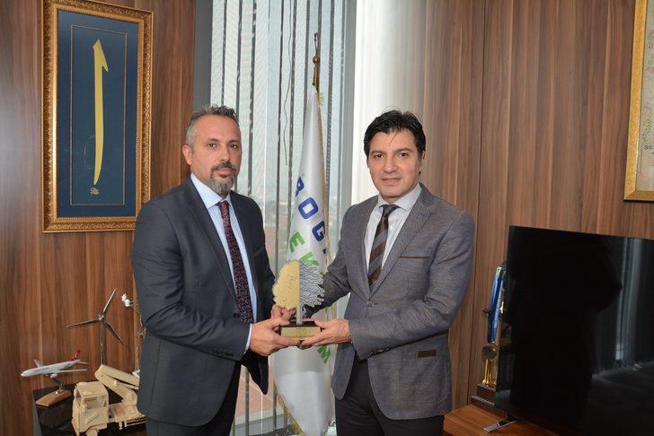 BEDAŞ 'en yeşil ofisler' arasında ikinci oldu