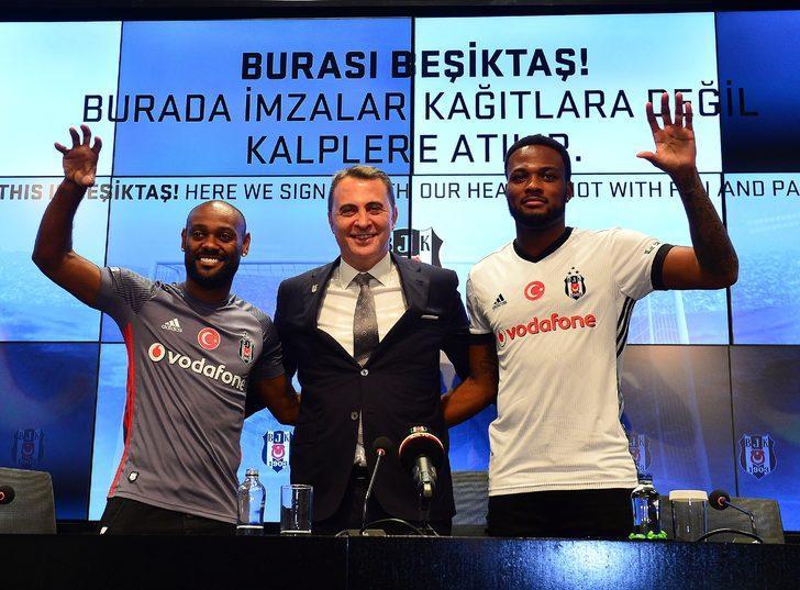 Larin'in gönderilmesi Beşiktaş'ın yeni golcü transferinde elini biraz daha güçlendirecek.