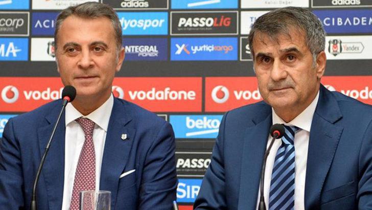 Beşiktaş'ta Şenol Güneş, Cyle Larin'in biletini kesti