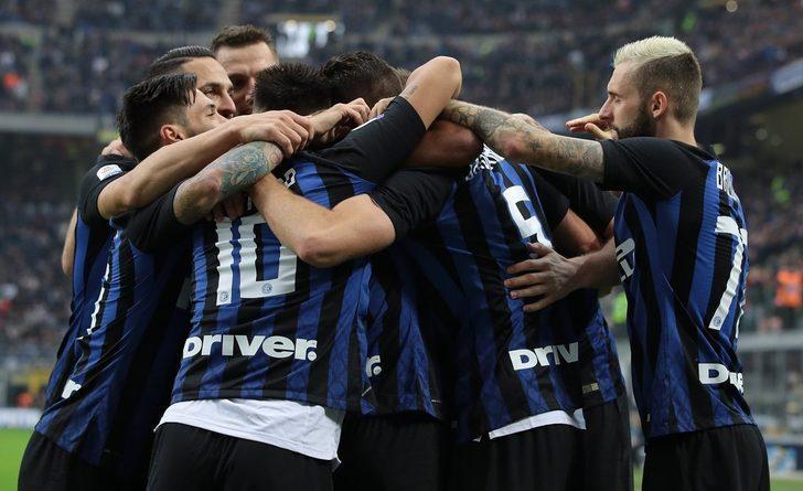 Inter 5 - 0 Genoa