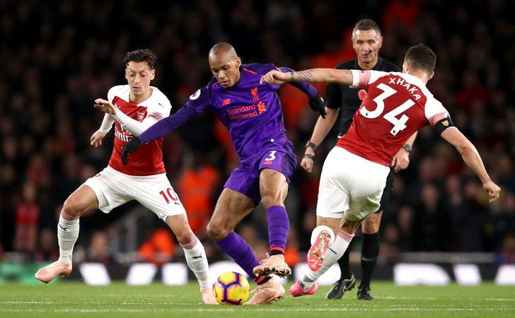 Arsenal 1 - 1 Liverpool