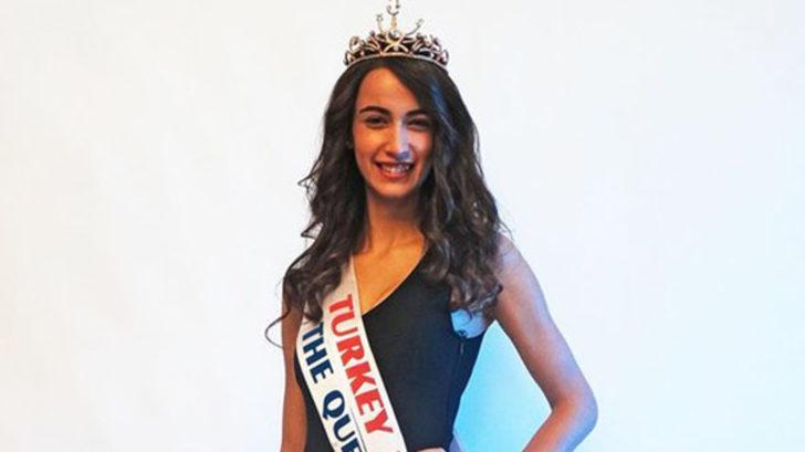 Güzellik kraliçesi Sibel Demiralp'e şantajdan 13 yıl hapis