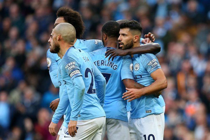Manchester City 6 - 1 Southampton