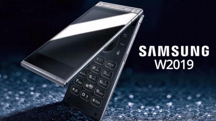 Samsung W2019, 9 Kasım'da tanıtılacak