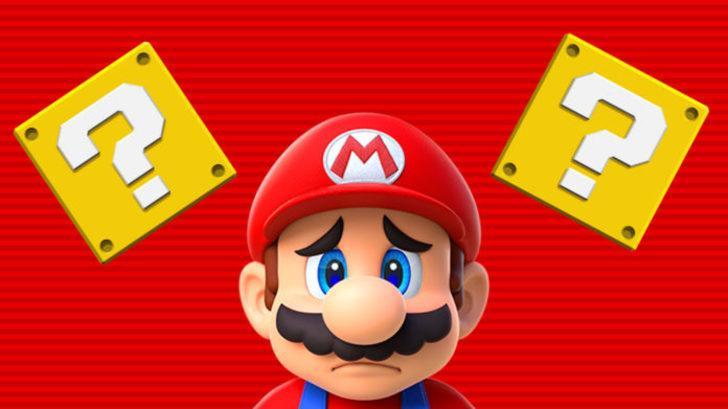 Super Mario öksüz kaldı!