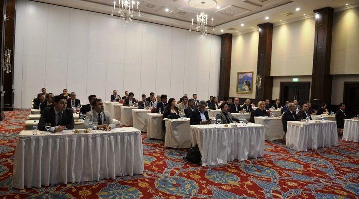 Güneydoğu Borsa ve Odalar Çalıştayı Mardin'de düzenlendi