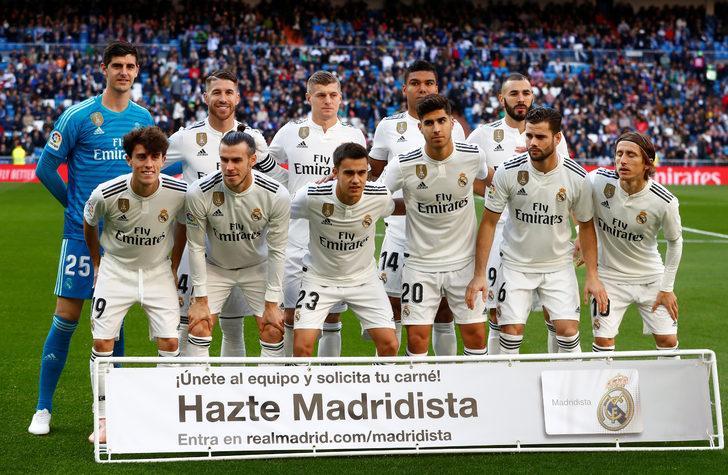 Real Madrid adidas ile 1.5 milyar euroluk sponsorluk anlaşmasına imza atacak