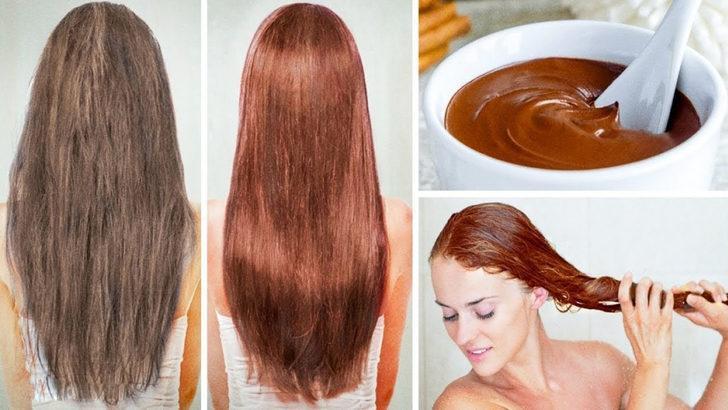 Saçları doğal olarak boyamanın 3 yolu! Kuaförün yolunu unutacaksınız
