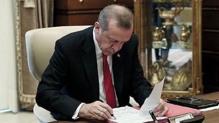 Cumhurbaşkanı Erdoğan imzaladı! Yeni kurulan üniversitelere kadro