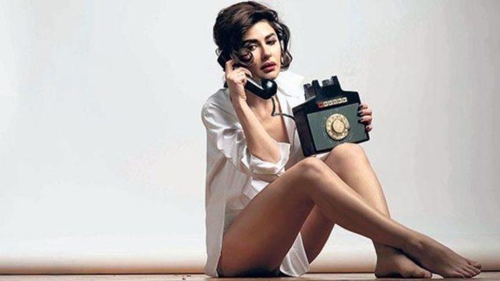Nesrin Cavadzade estetik iddialarına 10 yıl önceki fotoğraflarıyla yanıt verdi