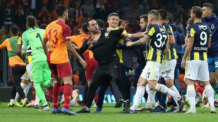 Galatasaray - Fenerbahçe: Cezalar açıklandı! Kim kaç maç ceza aldı?