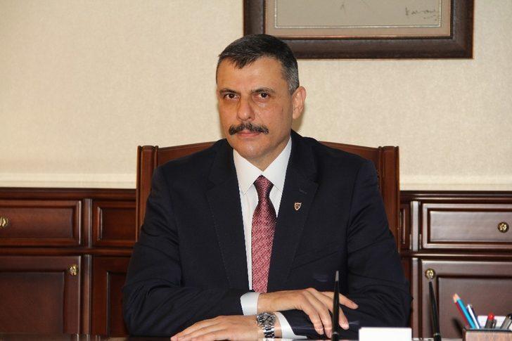 Çorum Valisi Mustafa Çiftçi göreve başladı
