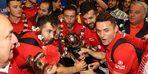 Dünya ikincisi olan Ampute Milli Takımı Türkiye'ye döndü
