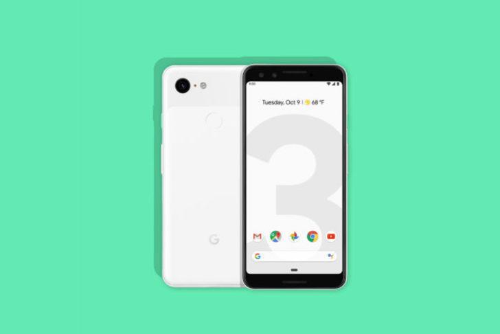 Google Pixel 3 sorunlar ile boğuşuyor!