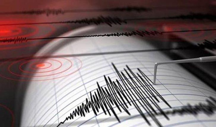 Van Gölü'nde 3.9 şiddetinde deprem!