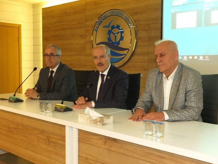 """Kafaoğlu : """"Hayali değil, uygulanabilir projelerimiz var"""""""