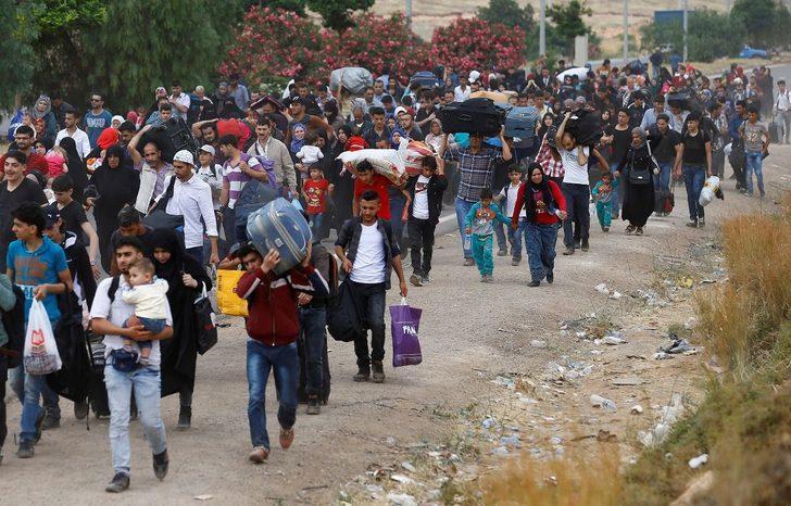 Suriyeliler Parti Kuruyor İddiası ile ilgili görsel sonucu