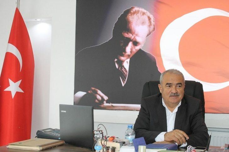 """Kaman İlçe Belediye Başkanı Talu: """"Yaptıklarımız yapacaklarımızın teminatıdır"""""""